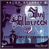 3. Salvy Halloween Vol.2 Bachata Clasica By DJSasuke (SR)