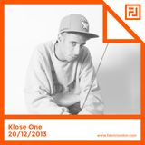 Klose One - FABRICLIVE Promo Mix