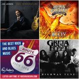 Route 66 Rock & Blues Radio Show (13/08/17) NEW Black Country Communion, JW Jones & Greta Van Fleet