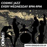Cosmic Jazz with Derek and Neil on IO Radio – 041219