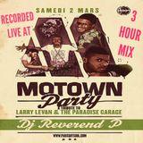 SOUL OF SYDNEY 233: DJ Reverend P Live at Larry Levan & Paradise Garage Tribute - DJOON - Mar 2013