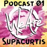 WE ARE PODCAST 01