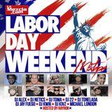 Labor Day Weekend Mixtape 2015