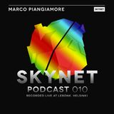 Skynet Podcast with Marco Piangiamore (Recorded at Le Bonk, Helsinki) May 28 2016