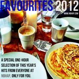 NBHAP Favourites 2012 - A special Best-Of-Mix