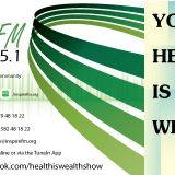 Your Health Is Your Wealth 10-01-2013 Part A