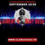 Dj Thieum - Laurent's Birthday on Clubsoundz Webradio - 09-09-2018