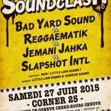 Death Around The Corner Soundclash - Dub Fi Dub @ Corner 25 Geneva Switzerland, June 2k15