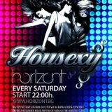 HouSexy in club HORIZONT Summer 2013