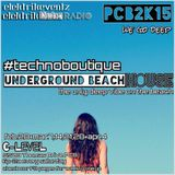 #technoboutique LIVE Panama City Beach SB2K15 w/ Dj's Earic Patten | USA and Ross Mt. Park | USA