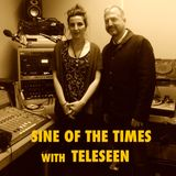 Sine Of The Times - Teleseen in the studio