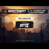 "The Qontinent - Rise Of The Restless | The Archive ""Freestyle"" mixed by Pat B"