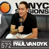 Paul van Dyk's VONYC Sessions 572 - 'From Then On' Album Special with Jordan Suckley Guest Mix