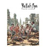 Yallah Bye   Park Kyungeun au dessin · Safieddine Joseph Scénariste