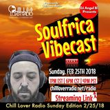 DJ Angel B! Presents: Soulfrica Vibecast (Episode XXVIII) Chill Lover Radio Sunday Edition 2/25/18