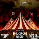 Evil circus Radio #011 (DJ GUEST KHRISTIAN DAX)