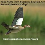 Business English Ace Radio - Episode 001