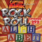 Episode 292 / Rock 'N' Roll Alphabet
