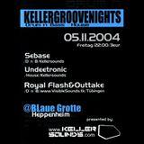 Royal Flash & Outtak feat. MC Backes Live @ Kellergroovenights 2004 (Part 3)