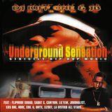 Dj Kiff One & Dj JB - Underground Sensation vol. 01 (2002 - Rap Us)