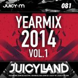 2014 Yearmix vol. 1 - JuicyLand #081