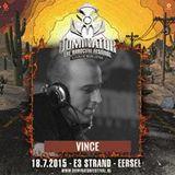 DJ Vince @ Dominator Festival 2015 Presidents of Pain