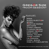 "ROOM session - mixed by GREGOR Size ""compilation techno 2015"""