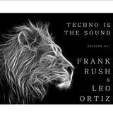 Techno Is The Sound 31 - Frank Rush & Leo Ortiz