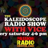 Kaleidoscope Radio #16 | 18th January 2014 | Mr Scruff spotlight | Passion Radio | Hosted by Vice
