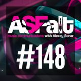 Alexey Sonar - Asphalt Radio Podcast 148