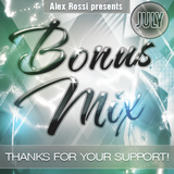 Alex Rossi - Bonus Mix (July 2014)