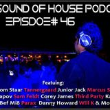 Parax- The Sound Of House Podcast Episode # 46 (Tech & Electro House Edition)