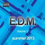 Progressive EDM tunes  Ibiza Summer 2013