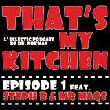 That's My Kitchen > episode 001