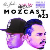 MOZCAST 23 - Live from Glitterbox at Space Ibiza B2B w/ Purple Disco Machine