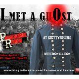 I Met A Ghost At Gettysburg: w/ Don Allison
