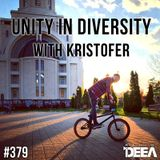 Kristofer - Unity in Diversity 379 @ Radio DEEA (16-04-2016)