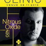 Kajis @ Club Venue, Helsinki (08-11-2013) [CLINIC w/ Nitrous Oxide]