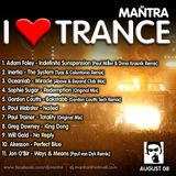I Love Trance EP 11 mixed by Dj Mantra