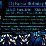 Scream-X - @ DJ Faisca Birthday Bash 2016