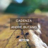 Cadenza Podcast | 257 - André Butano (Cycle)