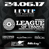 Christopher de Bart from League Of Trance 10 @ LEVEL Club Świdnica