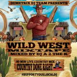 DJ A 2 The K - 80 Min Country Mix (A2TheK Mix)