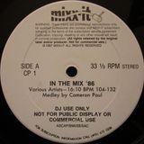 Cameron Paul Mixx-It Volume 1
