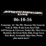 HipHopPhilosophy.com Radio - LIVE - 06-20-16 FINAL