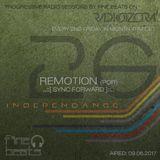 Remotion at Independance, Radiozora   June 2017