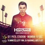 Hardwell live @ World's Biggest Guestlist (Mumbai, India) - 13.12.2015 [FREE DOWNLOAD]
