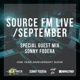 DirtyLips & Sonny Fodera - September Guest Mix / Source Fm