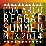Don Arco - Reggae Summer Mix 2014