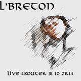 Live 31 10 2K14 4SOUTEK Party (Extraits)